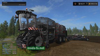 Holmer TerraDos T4 для FS 2017
