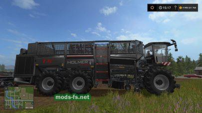 Holmer TerraDos T4