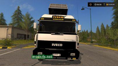 Мод грузовика Iveco Turbostar