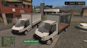 Jollydodgers Ford Boxvan