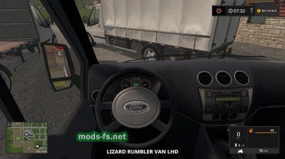 Jollydodgers Ford Boxvan mods
