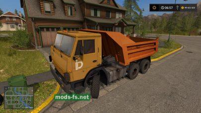 kamaz-55111 FS 17
