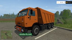 kamaz 65115 mods
