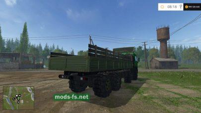 kamaz-65310 mods