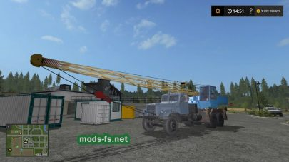 KRAZ 257 K1 mods