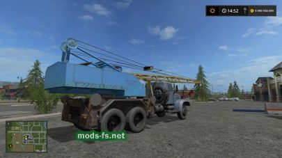 kraz-257 mods