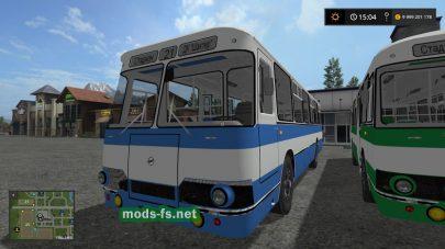 ЛиАЗ-677 для Farming Simulator 2017