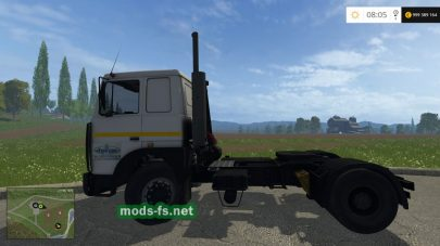 МАЗ-6422 FS 15