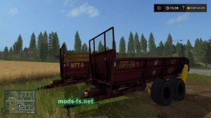 FS17 MTT 9 PRT 7A