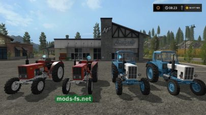 FS17 mtz Bear Farm