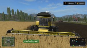 nh cr9000 FS 17