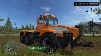 Мод трактора HTA 300