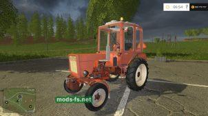 Vladimirec T25 mods