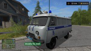 uaz 3909 mods