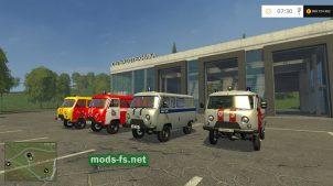 УАЗ 452 для FS 2015