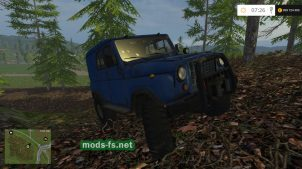 УАЗ 469 для FS 2015