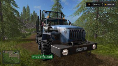ural-6614 mods