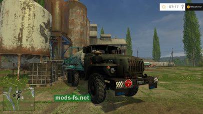 URAL 5557 mods