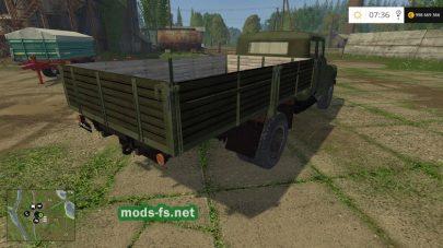 Мод грузовика ЗИЛ 130