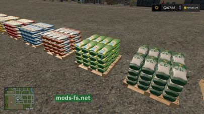 BD PALLET AND BAGS