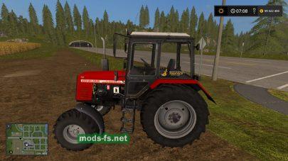 Belarus mods FS 17