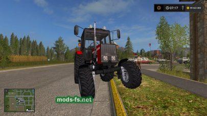 Мод трактора Belarus Agropanonka