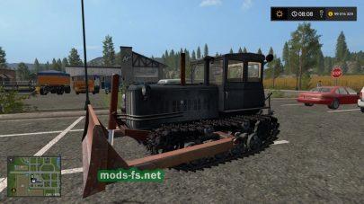 DT 54 mods