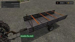 Hops Tipper для FS 17