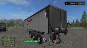 Kroger Agroliner SRB35