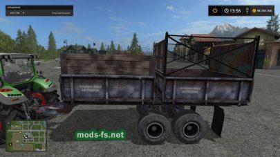 PTS-9 mods FS 17
