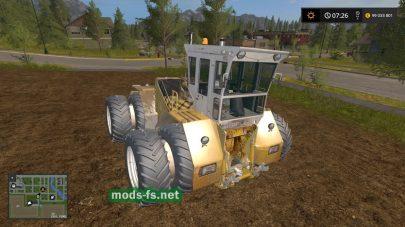 Трактор Raba Steiger