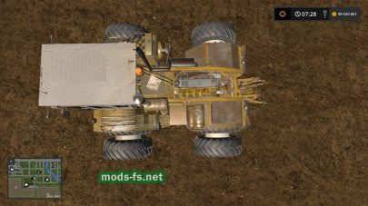Трактор Raba для FS 17