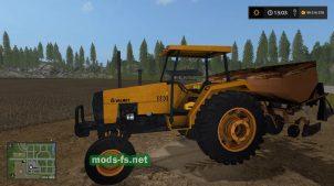 Мод трактора Valmet 880
