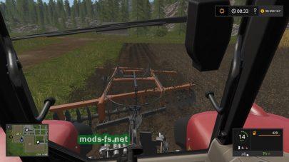 Скриншот мода «Baldan CRI-E 36»