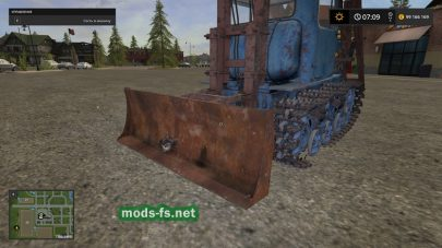 FS17 New DT75 Stogomet