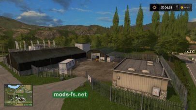 Ферма в FS 17