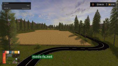 Скриншот карты «Bergsee»