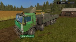 Kamaz 65310 PRIVAT converted