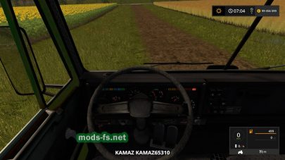 КамАЗ-65310 для FS 2017