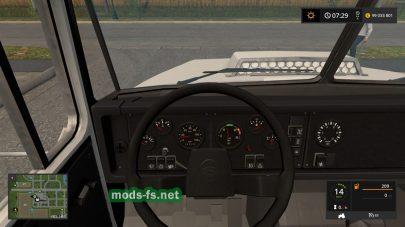 Мод грузовика КРАЗ 63221