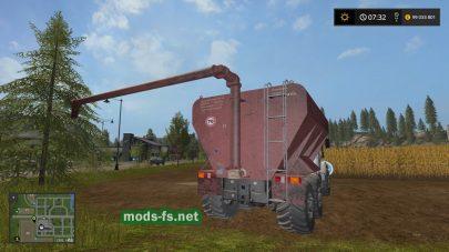 Мод грузовика KRAZ 63221