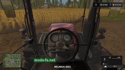mtz-4522 FS 17