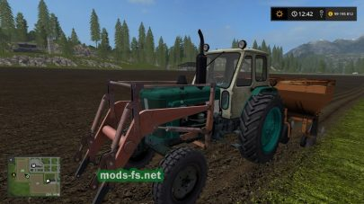 Скриншот мода «UMZ 6L»