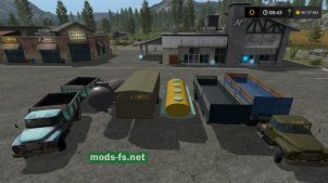 zil pack mods