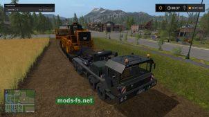 ARMY TRUCK FS 17