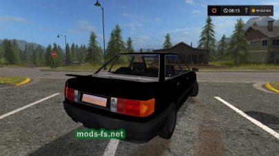 AUDI 80 mods