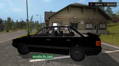 Мод автомобиля AUDI 80 B3