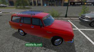 AZLK 2140 mods