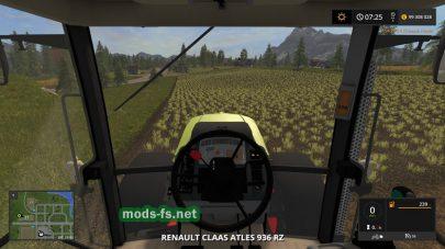 Трактора Claas для FS 17