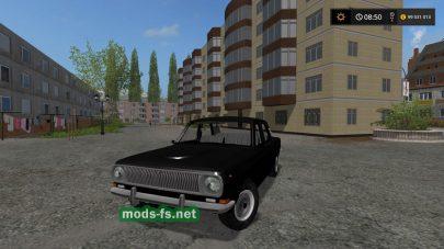 GAZ 24 mods